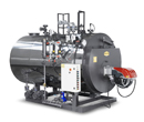Steam boilers PVR EU Series