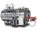 Steam boilers PB EU Series