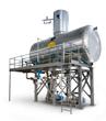 Degasatori atmosferici e a pressione